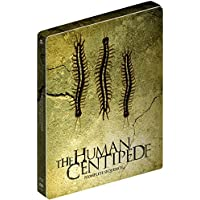 The Human Centipede (Full Sequence 1, 2 & 3) Limited Edition Steelbook