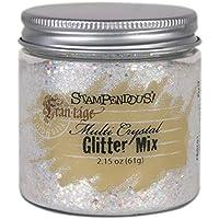 Stampendous Multi Cristallo Glitter Mix 2.15 Oz-