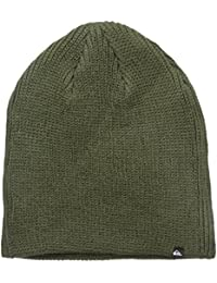 Quiksilver Snow Men's Routine Beanie, Forest Night, One Size
