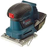 Bosch Professional GSS 18 V-10 Cordless Orbital Sander (Without Battery and Charger) - L-Boxx