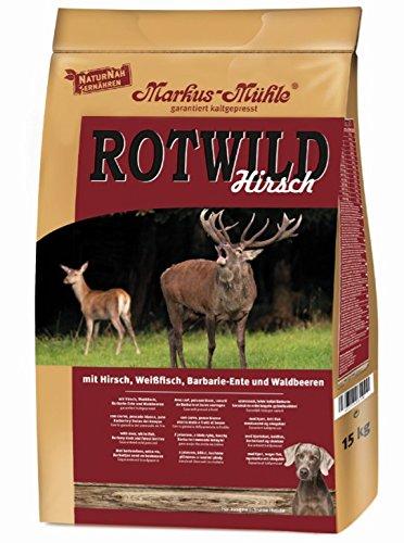 Markus-Mühle ROTWILD Hirsch (5kg)