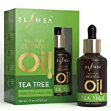 #5: Elansa 100% Pure Tea Tree Essential Oil, 15ml