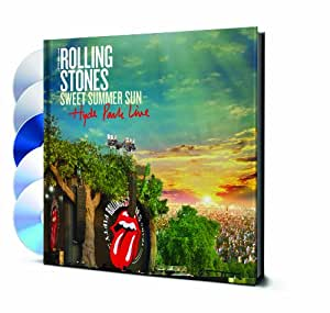 ROLLING STONES, THE-SWEET SUMMER SUN - HYDE PARK LIVE (DLX CD/DVD/BLU)