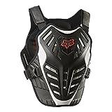 chest guard Fox Titan Race Subframe Ce Black/Silver S/M
