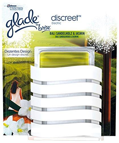 Preisvergleich Produktbild Glade by Brise discreet Bali Sandelholz & Jasmin, Original (Duftstecker inkl. Gel-Pad) - 1St.