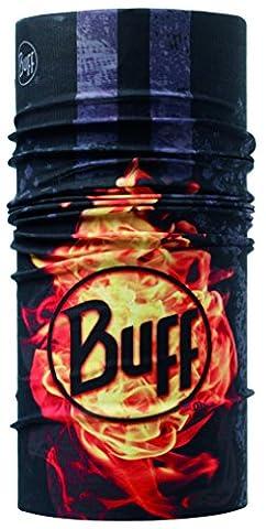 Buff - foulard multifonction pour adulte - Multicolore (Burning) - Taille Unique