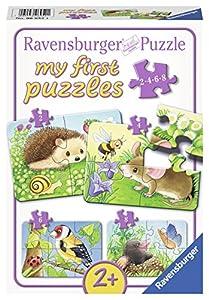Ravensburger My First Puzzles 06952 Tradicional 2pieza(s) rompecabeza - Rompecabezas (Tradicional, Fauna, Infant, Niño/niña, Caja)