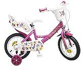 Toimsa 16 ZOLL Kinderfahrrad Mädchenfahrrad Kinder Kinderrad Fahrrad Rad Bike SWEET FANTASY MODELL