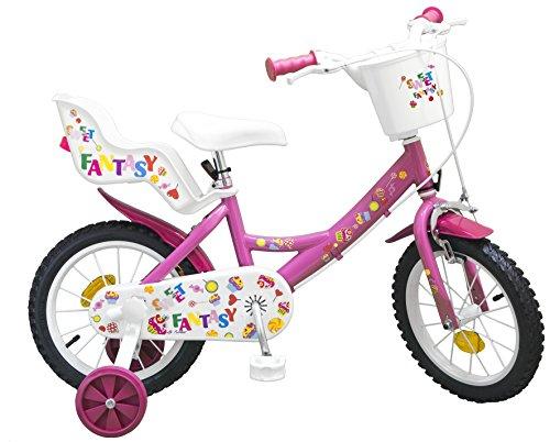 14 ZOLL Kinderfahrrad Mädchenfahrrad Kinder Kinderrad Fahrrad Rad Bike SWEET FANTASY
