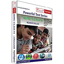 Practice Guru RIMC Class 6 Test Series (CD)