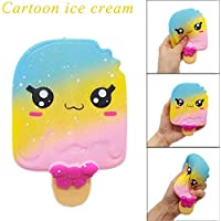 OHQ Juguetes Antiestres Squishy Kawaii Ice Cream Squishies Perfumados Lento Rising Squeeze Toys Stress Reliever Toys