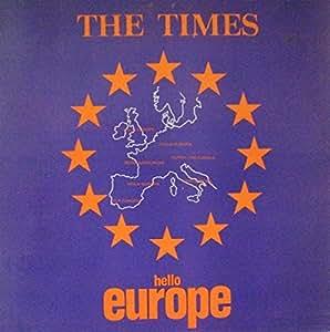 Hello Europe [12 [Vinyl LP]