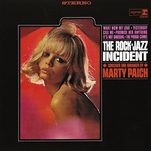 Marty Paich - Rock-Jazz Incident