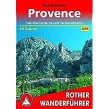 La Provence (en allemand) - Provence. Rother Wanderführer.