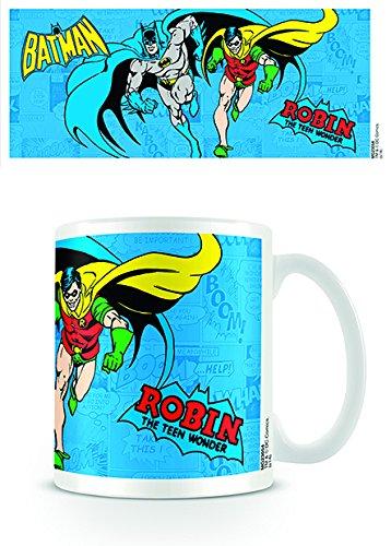 DC Originals Batman & Robin 11oz/315ml Kaffeetassen