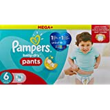 Pampers Baby-Dry Pants Gr.6, 16+kg, 76 Windeln, 76 Stück, 1 Packung=1 Impfdosis