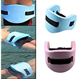 SwirlColor Water Floatation Rehab Support Swim Exercise Train Floating Belt Waistband - Random Color