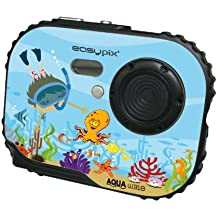 Esaypix Aqua W318 - - Cámara digital de 5 Mp (pantalla de 1.8
