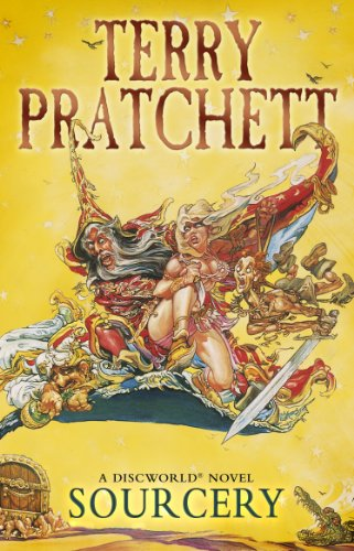 Cover of Sourcery (Discworld 5)