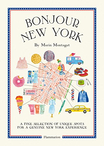 Bonjour New York: The Bonjour City - York New Mapguide