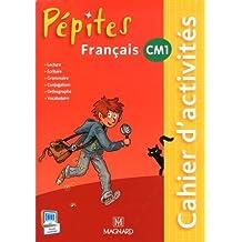 Français CM1 Pépites : Cahier d'activités
