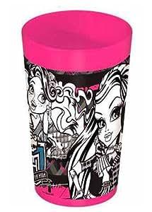 Gobelet, verre Monster High