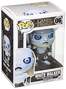 Funko 3017 Pop! Vinile Game Of Thrones White Walker