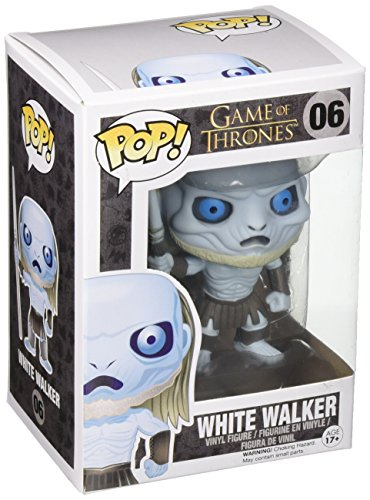 Funko- Vinyl: Game of Thrones: White Walker (FU3017)