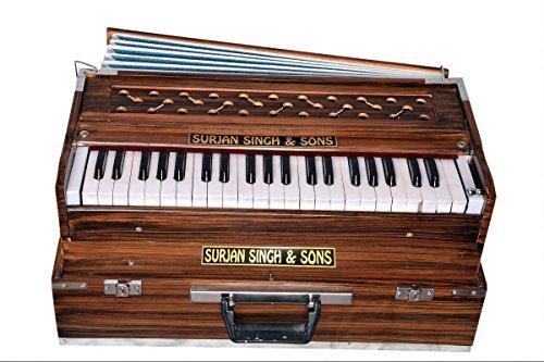 Surjan Singh & Sons Folding Harmonium