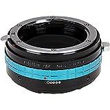 Fotodiox Pro Lens Mount Adapter Nikon Nikkor Lens to Sony Alpha NEX Camera fits Sony NEX-3 NEX-5 NEX-5N NEX-7 NEX-7N NEX-C3 NEX-F3 Sony Camcorder NEX-VG10 VG20 FS-100 FS-700