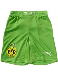 320a5b53b1 Puma Hose BVB GK Shorts - Pantalones Cortos de Portero de fútbol para niño