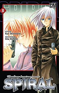 Spiral Edition simple Tome 8