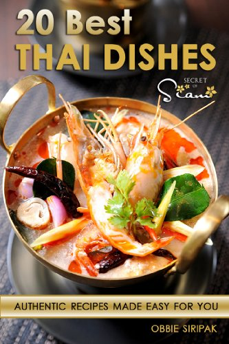 20 Best Thai Dishes - FREE