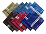 Krayonz Mens Handkerchief (Pack of 12) 1...