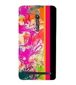 PrintVisa Designer Back Case Cover for Asus Zenfone 2 ZE551ML (uncle aunty sister brother love)