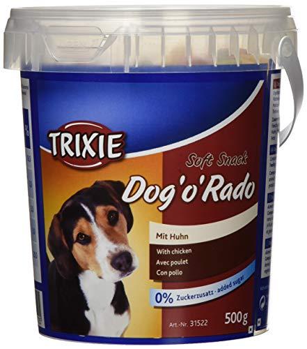 Bote de Golosinas para perros Soft Snack Dog\'o\'Rado 500 grs Trixie .