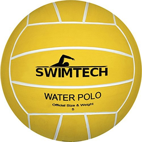 Only Sports Gear Swimtech Water Polo Ball Size 4