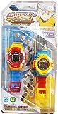 #1: SuperToy 2 in 1 Walkie Talkie Watch with Digital Display Time, Multicolor