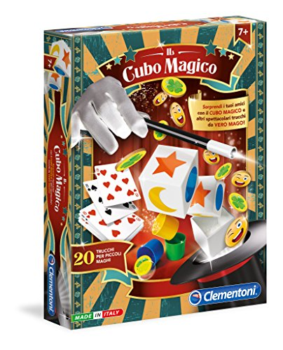 Clementoni-16081–Der-Zauberwrfel Clementoni 16081–Der Zauberwürfel -