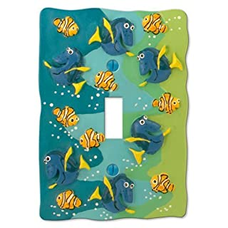 AmerTac Disney Pixar Finding Nemo Light Switch Wall Plate Cover