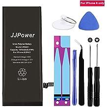 JJPower 1810mAh batterie de replacement pour iPhone 6 avec kit de réparation et bande adhésive