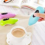 Diswa Milk Coffee Egg Beater Frother Hand Blender (Multicolor)