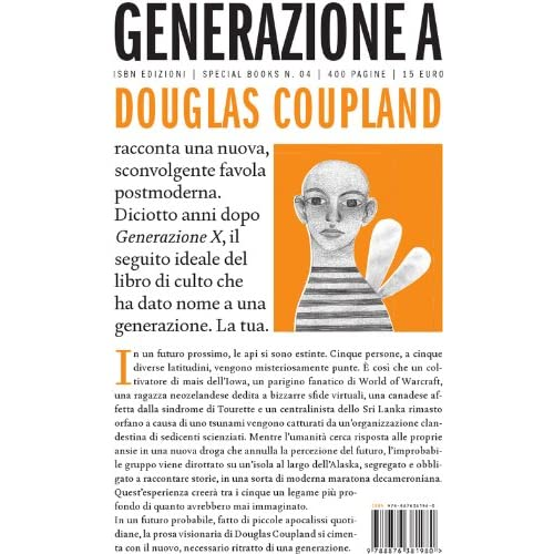 Generazione A (Special Books)