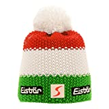 Polar Star Pompon mu Sp, by Women's Ski Hat, Multicolored, Taglia Unica