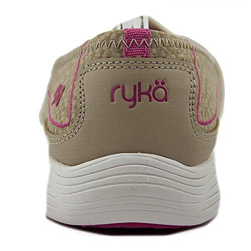 Ryka Swivel Plus Femmes Toile Chaussure de Marche Tan Digi