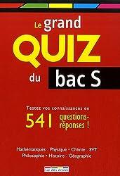 Le Grand Quiz du bac S : Etes-vous prêt ?