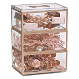 Ted Baker papelería Stack–Pins, clips y clips