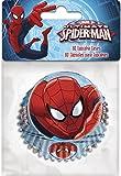 Boyz Toys Cupcake-Förmchen–Spiderman, 60 Stück
