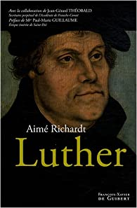 Luther par Aimé Richardt