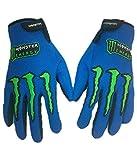 #7: Aadishwar Creations Men's Blue Monester Hand Gloves